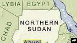 Northern and Southern Sudan