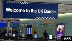 Aeroporto de Heathrow, Reino Unido
