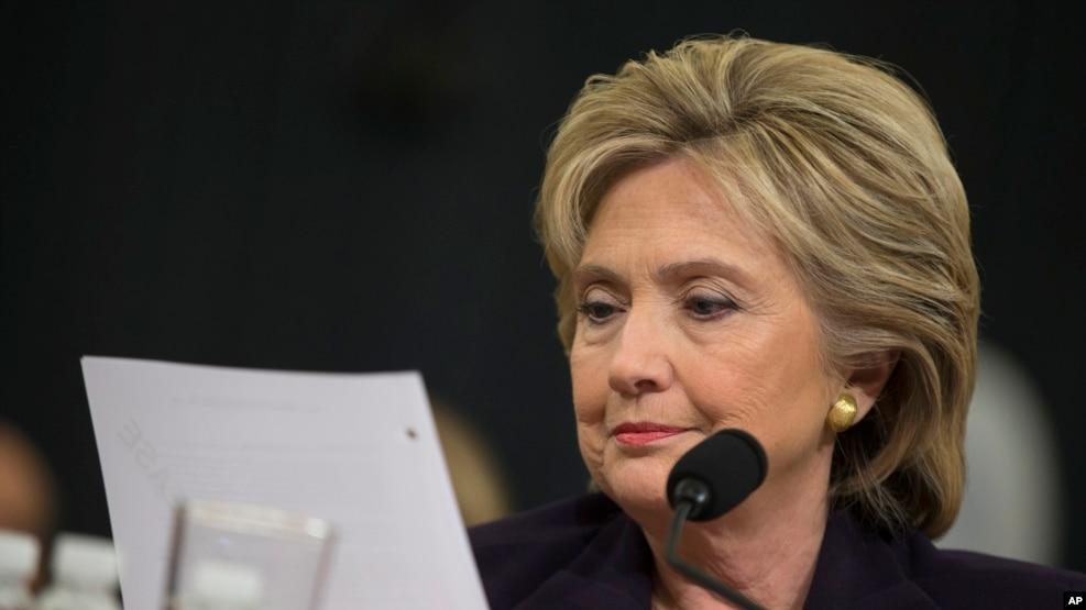 WikiLeaks publikon email-a të Hillary Clintonit