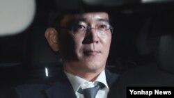 Pemimpin de facto Samsung, Lee Jae-yong dituduh terlibat dalam skandal korupsi (foto: dok).
