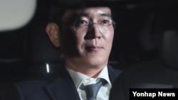 Giám đốc tập đoàn Samsung Lee Jae-yong.