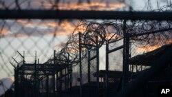 Uruzitiro rw'ibohero rya Guantanamo, muri Cuba