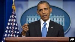 Presiden Amerika Serikat Barack Obama menyampaikan ucapan selamat Idul Fitri bagi warga muslim di AS dan di seluruh dunia (Foto: dok).