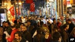Istanbul bozorlarida