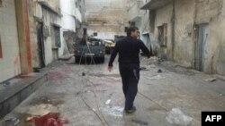 სირიის არმიის ძალადობის ამსახველი საიდუმლო მასალა