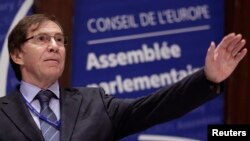 Жан-Клод Миньон, президент ПАСЕ