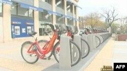 'Bisiklet Paylaşım Programı Yaşamı Kolaylaştırıyor'