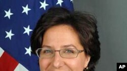 Deputy Assistant Secretary for Near Eastern Affairs Tamara Wittes (undated photo)