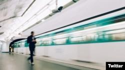 آرشیو - قطار بین پاریس و مناطق حومه