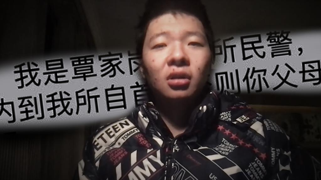 旅居海外的中国00后王靖渝日前因网络言论受到重庆警方跨境追逃