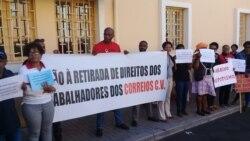 Trabalhadores paralisam Correios de Cabo Verde