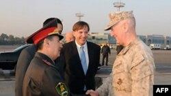 AQSh generali Toshkentda hamkorlik bitimi imzoladi