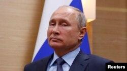 Ruski predsednik Vladimir Putin (arhiva)