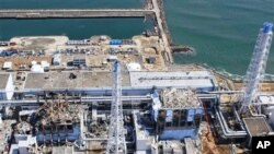 Japan's crippled Fukushima Daiichi nuclear power plant (file photo).