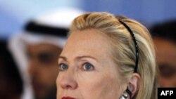 Ngoại trưởng Clinton dự hội nghị về Libya ở Istanbul