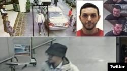 محمد عبرینی ملیت بلژیکی مراکشی دارد و از او به عنوان شکل دهنده حملات پاریس و بروکسل یاد میشود.