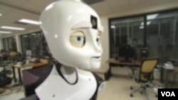 "Scientists say in a few years we will start seeing so-called ""social robots,"" capable of engaging with people."