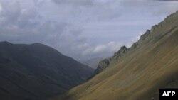 Бои в горах Кабардино-Балкарии
