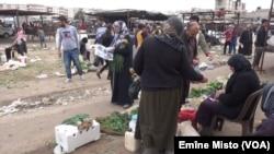 Bazareke Efrînê