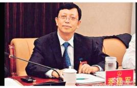 中国逃美贪官乔建军 (作者提供)