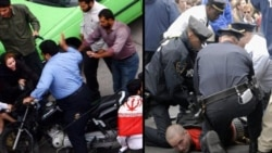رهبران ایران خود را پرچمدار حقوق مردم آمريکا جلوه میدهند