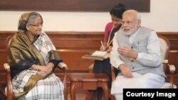 Hasina & Modi