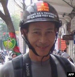 Blogger Nguyễn Văn Hải (Điếu Cày) vẫn bị giam giữ sau khi mãn hạn tù