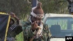 Abubakar Shekau, le chef du groupe Boko Haram