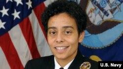 美国海军作战部副部长米歇尔.霍华德上将