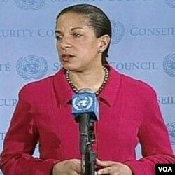 Susan Rice, američki ambasador u UN