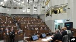 В парламенте России