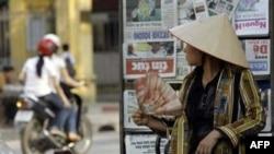 Nhà báo bị phóng hỏa ở Việt Nam đã chết