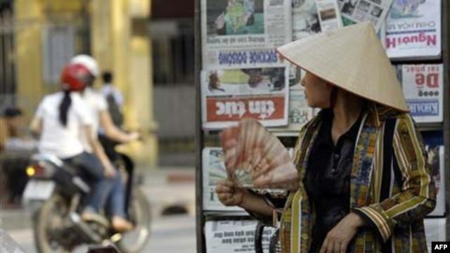 Việt Nam nằm trong số 10 nước thiếu tự do báo chí nhất thế giới