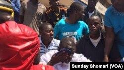 Dr Kiiza Besigye alikamatwa mara ya nane katika muda wa siku chache.