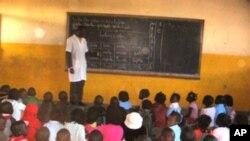 Escola Primária 19 de Outubro, Bairro Magoanine, Maputo, Moçambique