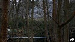 Дом Бориса Березовского в Aскот, графство Беркшир, Великобритания