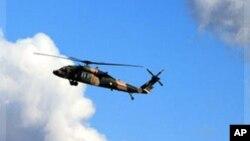 enelkurmay Başkanlığı bölgede meydana gelen bir helikopter kazasında 2 askerin hayatını kaybettiğini duyurdu