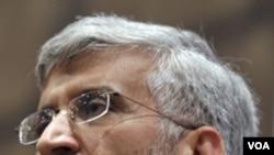 Perunding utama nuklir Iran, Saeed Jalili.