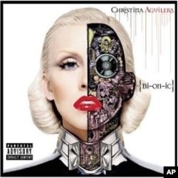 Christina Aguilera's Bionic CD cover