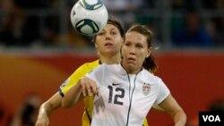 El equipo de fútbol de la selección estadounidense ocupa el puesto número uno en el ranking mundial de la FIFA.
