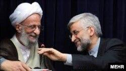 آیت الله محمدتقی مصباح یزدی در انتخابات اخیر پشتیبان سعید جلیلی بود