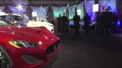 Detroit'te Otomobil Fuarı