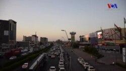 Erbil'de Günlük Hayat Hala Normal Akışında