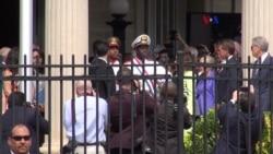 Cuba reabre embajada en Washington