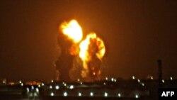 حمله نیروهای اسراییل بر ساحه خان یونس در سال ۲۰۱۹