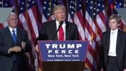Donald Tramp inaqurasiyaya hazırlaşır