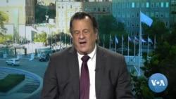 UN's David Gressly Speaks With VOA
