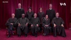 活动人士庆祝最高法院有关雇主不得歧视同性恋和跨性别员工的裁决