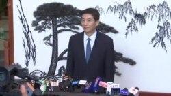 香港中聯辦主任駱惠寧首會記者