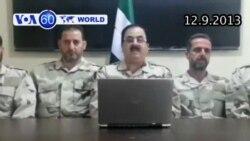 Phe nổi dậy Syria bác bỏ đề xuất của Nga (VOA60)
